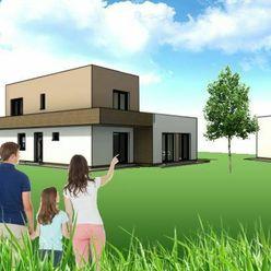 4 izbový rodinný dom so záhradou iba 17 km od okraja Bratislavy