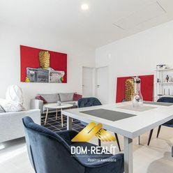 DOM-REALÍT ponúka 3 izbový byt v Ivanke pri Dunaji