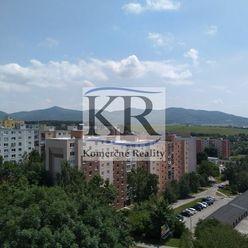 Na predaj 3 izbový byt v Trenčíne na sídlisku Juh