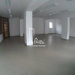 NA PRENÁJOM - priestory, 112,53 m2, Nitra - Pešia zóna