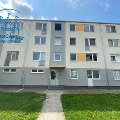 Rezervované! Slnečný 3 izbový byt s loggiou na predaj v Seredi