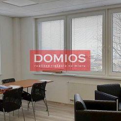 Prenájom samost. kancelárie (30,00 m2, 2. p., 1k, WC, parking)