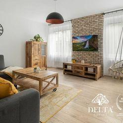 DELTA | Zariadený 2 izbový byt, Miletičova, Bratislava-Ružinov, 68m2