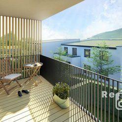 REALITY COMFORT - REZIDENCIA Bojnice - 3-izb.byt s balkónom a park. miestom