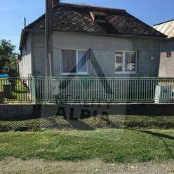 Rodinný dom v obci Senné