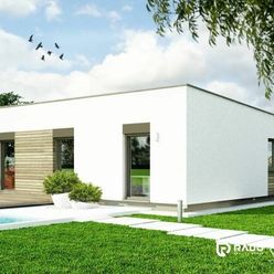 Na predaj 4- izbová ekologická montovaná novostavba domu RELAX