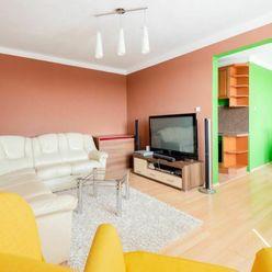 REZERVOVANÉ - Exkluzívne na predaj 2 izb. byt s krásnym panoramatickým výhľadom