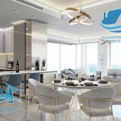 Ve výhradním zastoupení developera nabízíme na prodej byt 3+kk u Středozemního moře