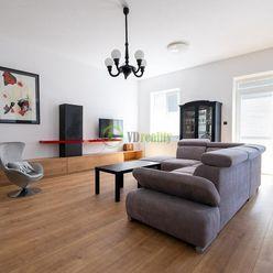 Prenájom–exkluzívny 3 izbový byt s pozemkom a parkovaním, Nitra- centrum