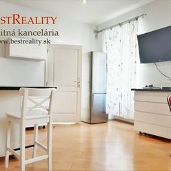 2 izbový byt na prenájom, Terasa, Historické Centrum Ventúrska ul. www.bestreality.sk