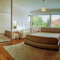 PRENÁJOM - exkluzívny 4-izbový mezonetový byt v lokalite Slavín / Horský park, s panoramatickým výhľ
