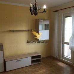1 izbový byt s loggiou na prenájom