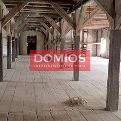 Prenájom sklad. priestorov (480 m2, 2. NP, elektrina, výťah, parking)