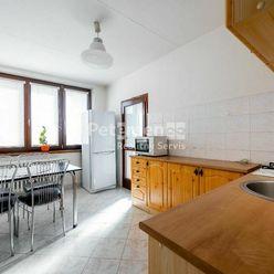 REZERVOVANÉ!!!  3-Izbový byt s loggiou, Železníky-Krakovská ul.