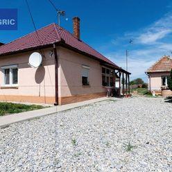 3406 Na predaj 3-izbový rodinný dom s letnou kuchyňou v Marcelovej