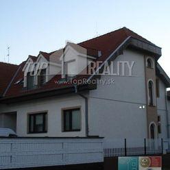NA PRENÁJOM 4 izb. byt v RD - ul. Korytnická, Bratislava II. - vhodný pre ubytovanie robotníkov