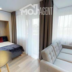 Na prenájom exkluzívny 1,5 –izb. byt v novostavbe ''FUXOVA'' 3D PREHLIADKA!!