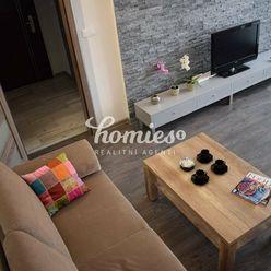 PRENÁJOM 2 izbový zariadený byt centrum Nitra