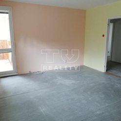 Na predaj priestranný 3-izbový byt v tichej lokalite mesta Martin.