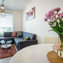 2 izb.byt s terasou + 2x parking, Nová Terasa, Inovecká