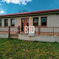 Rodinný dom v Nemčiňanoch - okr. Zlaté Moravce