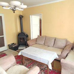 3-izbový byt so záhradou obec Pravenec časť Kolónia