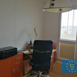 Predáme v Košiciach- sídlisko Ťahanovce 3izbový byt s loggiou