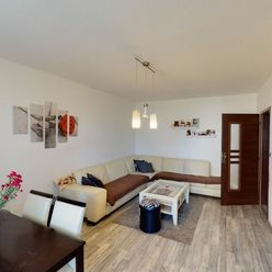 NEO- 3i byt v príjemnom prostredí plnom zelene na ulici Generála Goliana