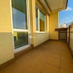 3 izbový byt s balkonóm - KNM