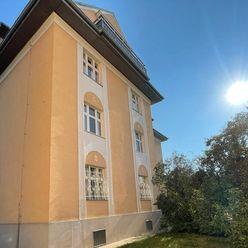 LEXXUS-PREDAJ veľký 2i byt + záhrada pri Horskom parku, BA I.,79 m2