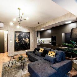 NEO- dizajnový 2i byt v novostavbe Porta na Halenárskej ulici