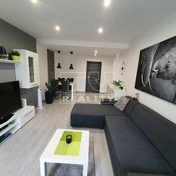 Rezervované Moderné bývanie, EXKLUZÍVNE 2izbový byt v Hlohovci - kompletná rekonštrukcia 57m2