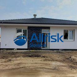 Útulná tehlová novostavba 3-izbového rodinného domu