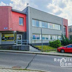 REALITY COMFORT - Na prenájom priestory v centre Prievidze