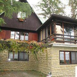 Predáme 3-podlažnú chatu,  Žilina - Zádubnie, R2 SK.