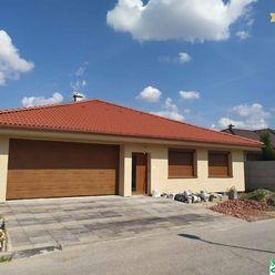 Na predaj novostavba, 5 izbový rodinný dom Biely Kostol, Trnava