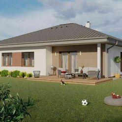 MIDPOINT REAL Ponúka na predaj NOVOSTAVBU 4i RD s 531 m2 pozemkom v obci Malé Leváre. REZERVOVANÝ!