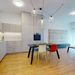 2 izbový byt s predzáhradkou a loggiou - Bratislava Jarovce