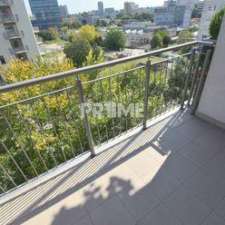 Pekný 2i byt, NOVOSTAVBA, LOGGIA, PARKING, KLÍMA, Klincová ulica, Ružinov
