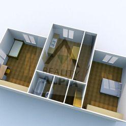 Starší rodinný dom na predaj