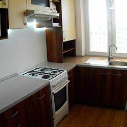 3 izb. kompletne rekonštruovaný byt pri Auparku na prenájom na 4 mesiace