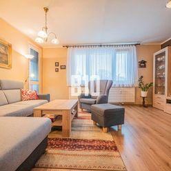 Rezervované! NA DRUŽBE / 3izbový byt  65 m2 na ulici Vladimíra Clementisa / Po rekonštrukcii / Loggi