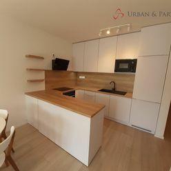 Prenájom nového 2 izb. bytu s parkovacím miestom na Jarabinkovej ul., Nivy