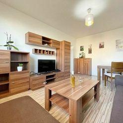 3D a VIDEO: Priestranný 2-izbový byt s pivnicou blízko centra Bratislavy – Petržalka