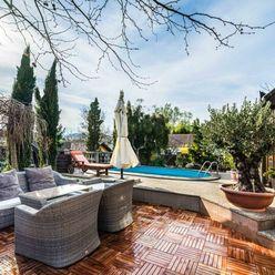 PROMINENT REAL predá pekný 6 izbový rodinný dom vo vinárskej obci Limbach.