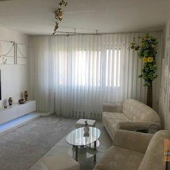 Predaj 3-izbového bytu na začiatku Petržalky po čiastočnej rekonštrukcii, ul. Wolkrova, BA V - Petrž