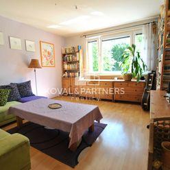 3 izbový byt s loggiou Nitra - Klokočina