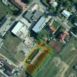 Predaj – stavebný pozemok 2721m2, lokalita letiska, Prievidza