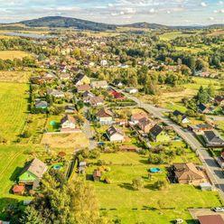 Prodej pozemku k bydlení, 617 m², Bělá nad Radbuzou