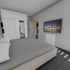 2 a pol izbový byt